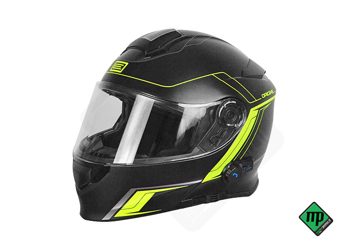 Casco Origine Delta Motion black-lime