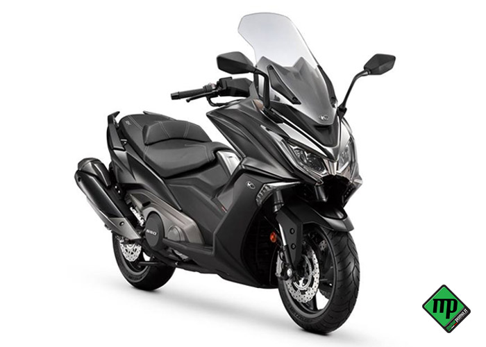 scooter kymco downtown 350