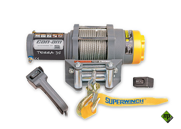 verricello Can am terra 35 di Superwinch